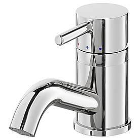 IKEA PILKAN Смеситель для ванной, хром  (504.003.26)