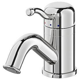 IKEA LILLSVAN Смеситель для ванной, хром  (704.003.25)