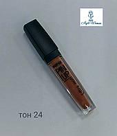 Жидкая помада LuxVisage Pin Up Ultra matt тон 20 - 40 Caramel Kiss #24