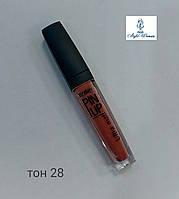 Жидкая помада LuxVisage Pin Up Ultra matt тон 20 - 40 Candy Pink #28