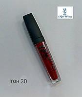 Жидкая помада LuxVisage Pin Up Ultra matt тон 20 - 40 Red Salsa #30