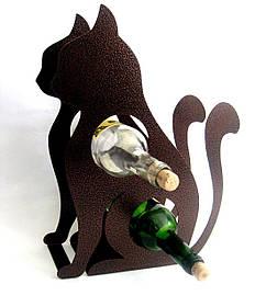 Подставка для бутылки Кот 185-18410591, КОД: 178004