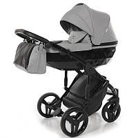 Детская коляска 2 в 1 Tako Junama Diamond 07 Светло-серая 13-JD07, КОД: 287188