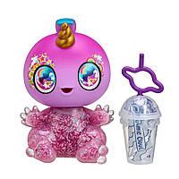 Единорожка Yumi кукла сквиш с слаймом Малыш инопланетянин  Goo Goo Galaxy Yumi Unicorn