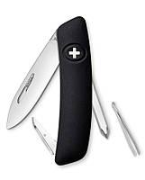 Швейцарский нож SWIZA D02 Черный 201010, КОД: 111139