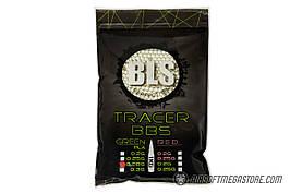 Трассерные шары PERFECT BB FLUORESCENT TRACER 0,30G – 1 KG [BLS] (для страйкбола)