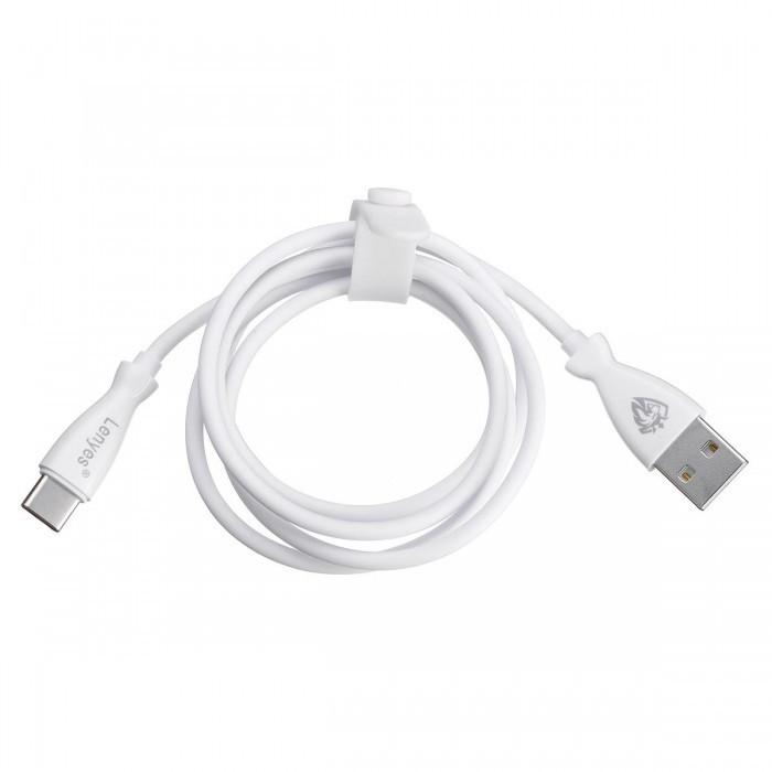 Кабель, шнур Lenyes LC901 USB-MICRO USB провод 2,4A