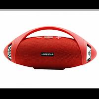 Портативная bluetooth стерео колонка спикер Hopestar H37 Красный, фото 1