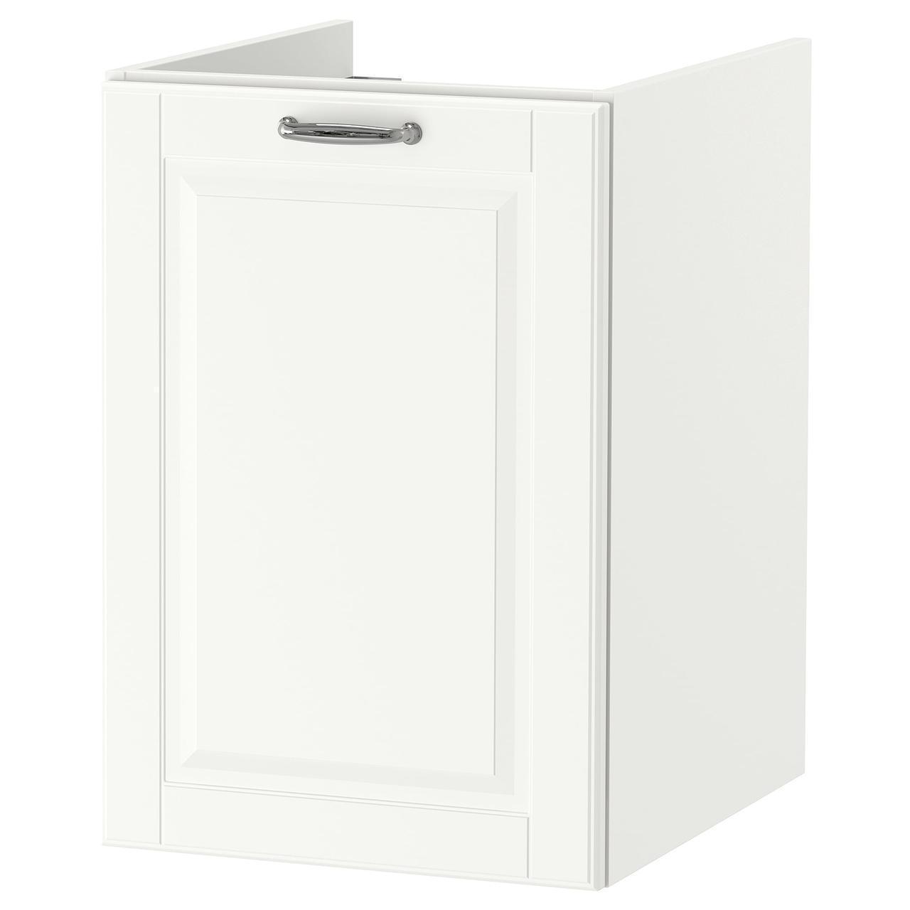 IKEA GODMORGON Шкаф для корзины для белья, Касжöн белый  (203.922.62)