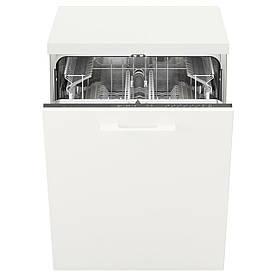 IKEA RENGORA Вбудована посудомийна машина, сірий (703.858.34)
