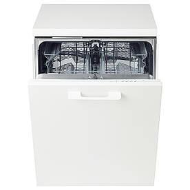 IKEA LAGAN Вбудована посудомийна машина, білий (803.857.96)