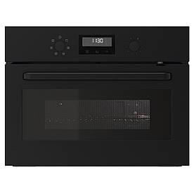 IKEA EFTERSMAK Микроволновая печь, черная  (904.117.71)