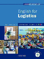 Oxford English for Logistics. Student's Book (+ CD-ROM)