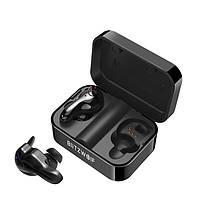 Беспроводные наушники Blitzwolf BW-FYE1 Bluetooth 5.0 Black, КОД: 1015452