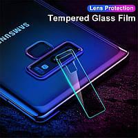 Защитное стекло на камеру Samsung Galaxy S10e