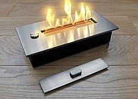 Топливный блок со стеклом Gloss Fire Алаид Style 400-С1-100, фото 1