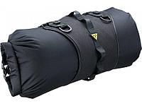 Сумка на руль Topeak FrontLoader, чёрная, 8 литров, фото 1