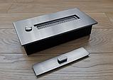 Топливный блок со стеклом Gloss Fire Алаид Style 600-С1-100, фото 4
