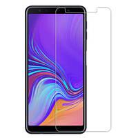 Защитное стекло Nillkin Anti-Explosion Glass для Samsung A750 Galaxy A7 2018 Прозрачный 663557, КОД: 1038116