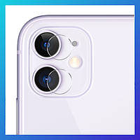 Защитное стекло на камеру Apple iPhone 11