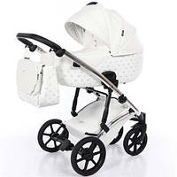 Детская коляска 2 в 1 Tako Laret Imperial 01 Белая 13-LI01, КОД: 287179