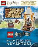 LEGO Harry Potter Build Your Own Adventure With LEGO Harry Potter Minifigure and Exclusive Model - LEGO Build Your Own Adventure (9780241363737)