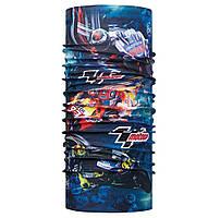 Мультиповязка Buff Moto GP Original championship multi Різнокольорова 113219.555.10.00, КОД: 1253404