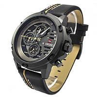 Часы Naviforce 9110BKB Black-Grey NF9110BKG, КОД: 974119