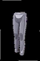 Женские термоштаны Haster Merino Wool S M Черные, КОД: 124640