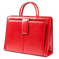 Женская сумка-портфель из искусственной кожи JPB Красный TE-94 red, КОД: 1189923