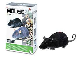 Мишка на радіокеруванні (чорна)