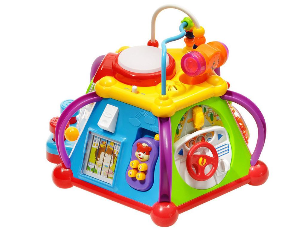 """Интерактивная развивающая игрушка """"Трапеция"""""""