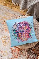 Набор для вышивки подушки Слон