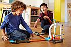 Hot Wheels Track Builder Трек Хот Вилс Испытания и трюки Игровой набор создай большой трек, фото 4
