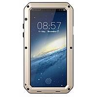 Чехол Lunatik Taktik Extreme для iPhone X Золотой IGLTEXG3, КОД: 333116