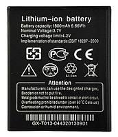 Батарея THL BL-06 T6 T6s T6c T6 Pro 2250 мАч, КОД: 1230213