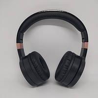 Беспроводные Bluetooth Стерео наушники Gorsun GS-E88A Чёрные с золотым, фото 1