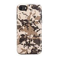 Чехол Jayl для iPhone 6 Plus Woodland Camouflage Derert  50333, КОД: 322963