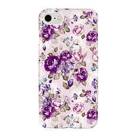 Чехол Arucase для iPhone 7 8 Plus Ultraviolet Roses IGACUR78P1, КОД: 289650