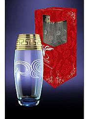 "Ваза ""Флора"" рисунок GE01-3966 ""Греческий узор"""