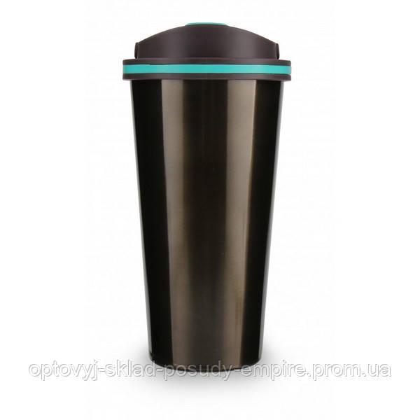 Термокружка Чашка термо 0.45 л 16641 LESSNER мікс