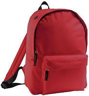 Школьный рюкзак Rider красный