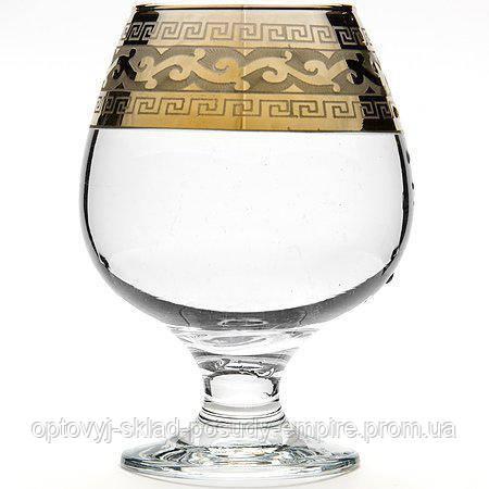 Набор бокалов для бренди ОСЗ Версаче 6 шт 400 мл (GE08-188)