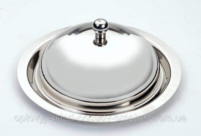 Блюдца с крышкой (Маслёнка) ЕМ 2523