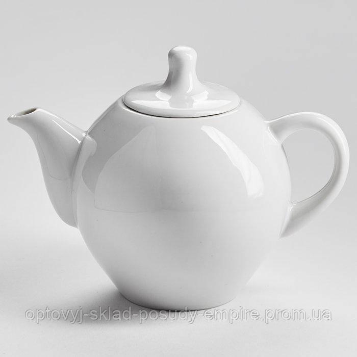 Заварювальний чайник 350мл фарфоровий 3с0886ф34 ф 642