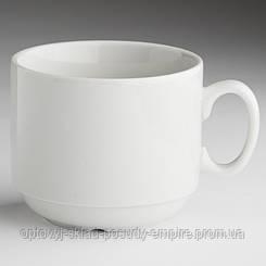"""Чашка чайная 220 мл ф287 экспресс1 """"Белье"""" 6с0140ф34"""