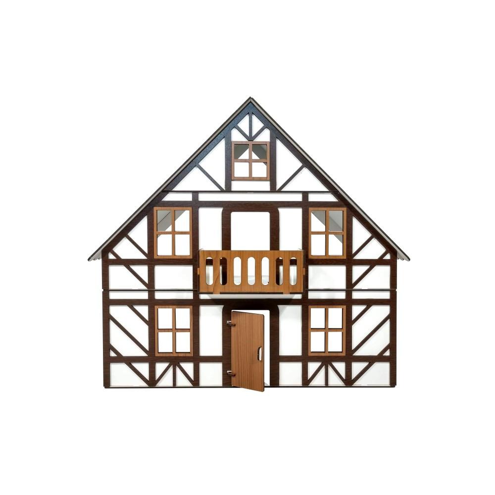 Кукольный Баварский Домик