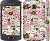 """Чехол на Samsung Galaxy Ace 3 Duos s7272 Пончики в глазури """"2876c-33"""""""