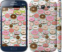 """Чехол на Samsung Galaxy Grand Duos I9082 Пончики в глазури """"2876c-66"""""""