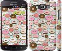 "Чехол на Samsung Galaxy Win i8552 Пончики в глазури ""2876c-51"""
